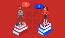 English speaking intermediate: Pronouns and conjugations English grammar course